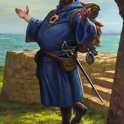 Egil thompson divine bard