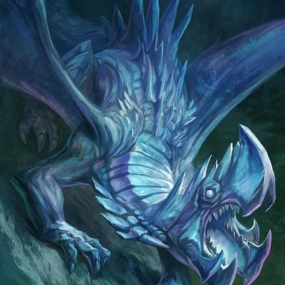 Egil thompson ice dragon
