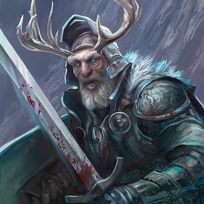 Egil thompson winter knight