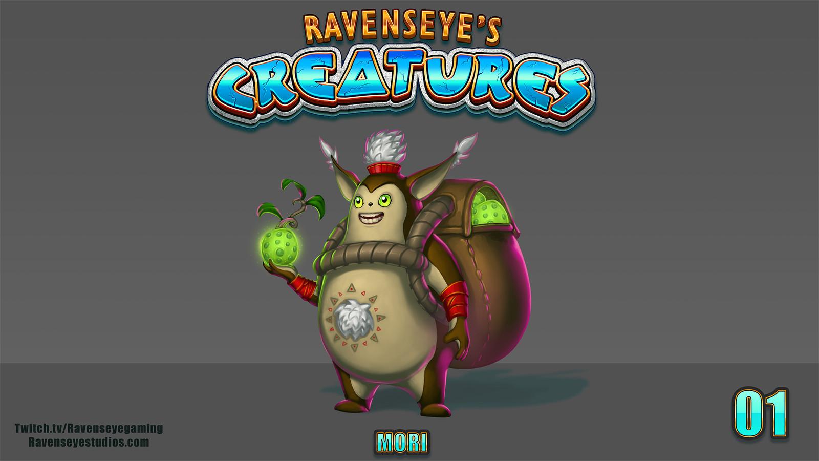 MORI - Creature 01