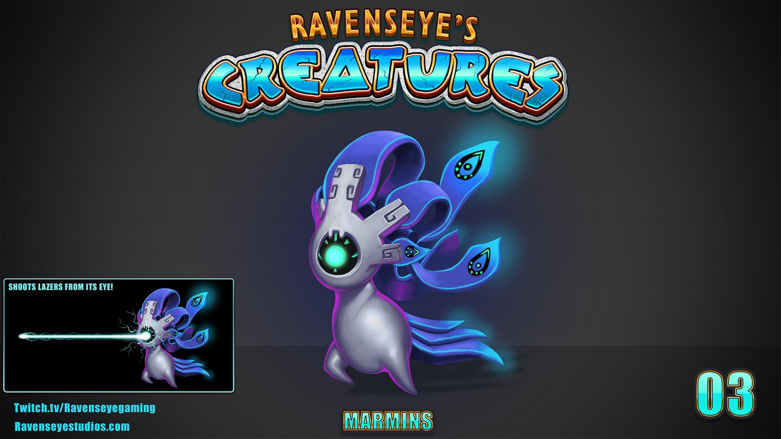 MARMINS - Creature 03