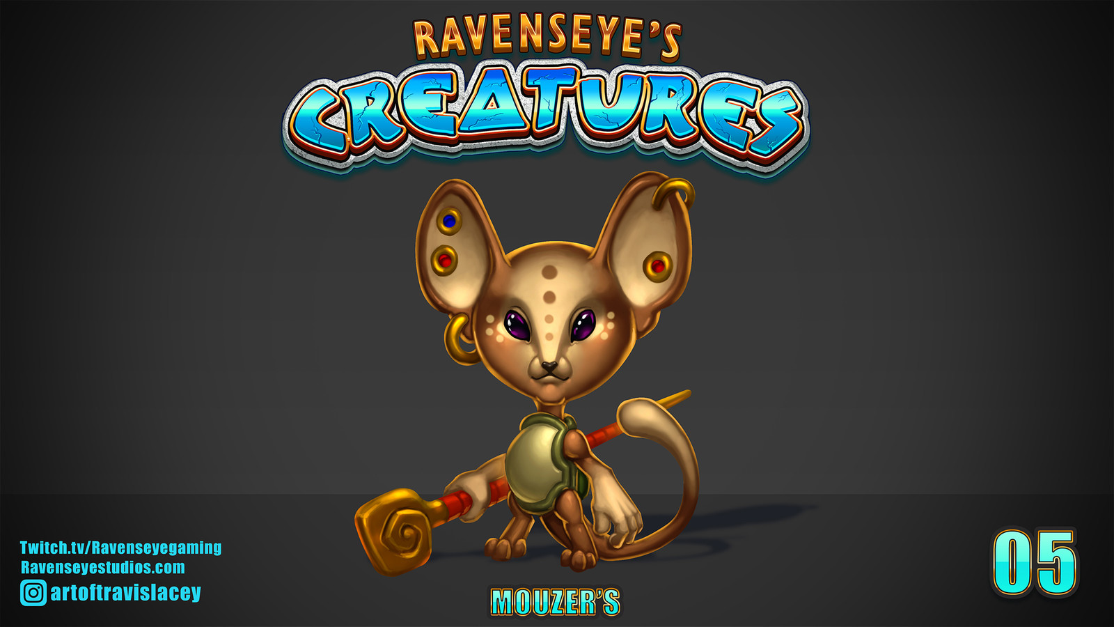 MOUZER - Creature 05