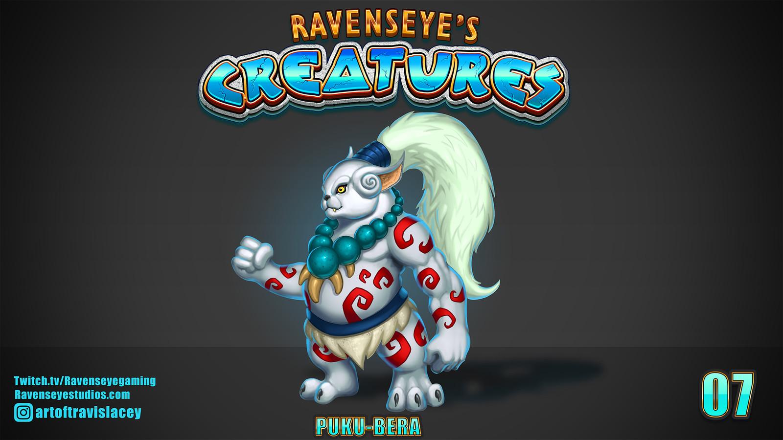 PUKU-BERA - Creature 07