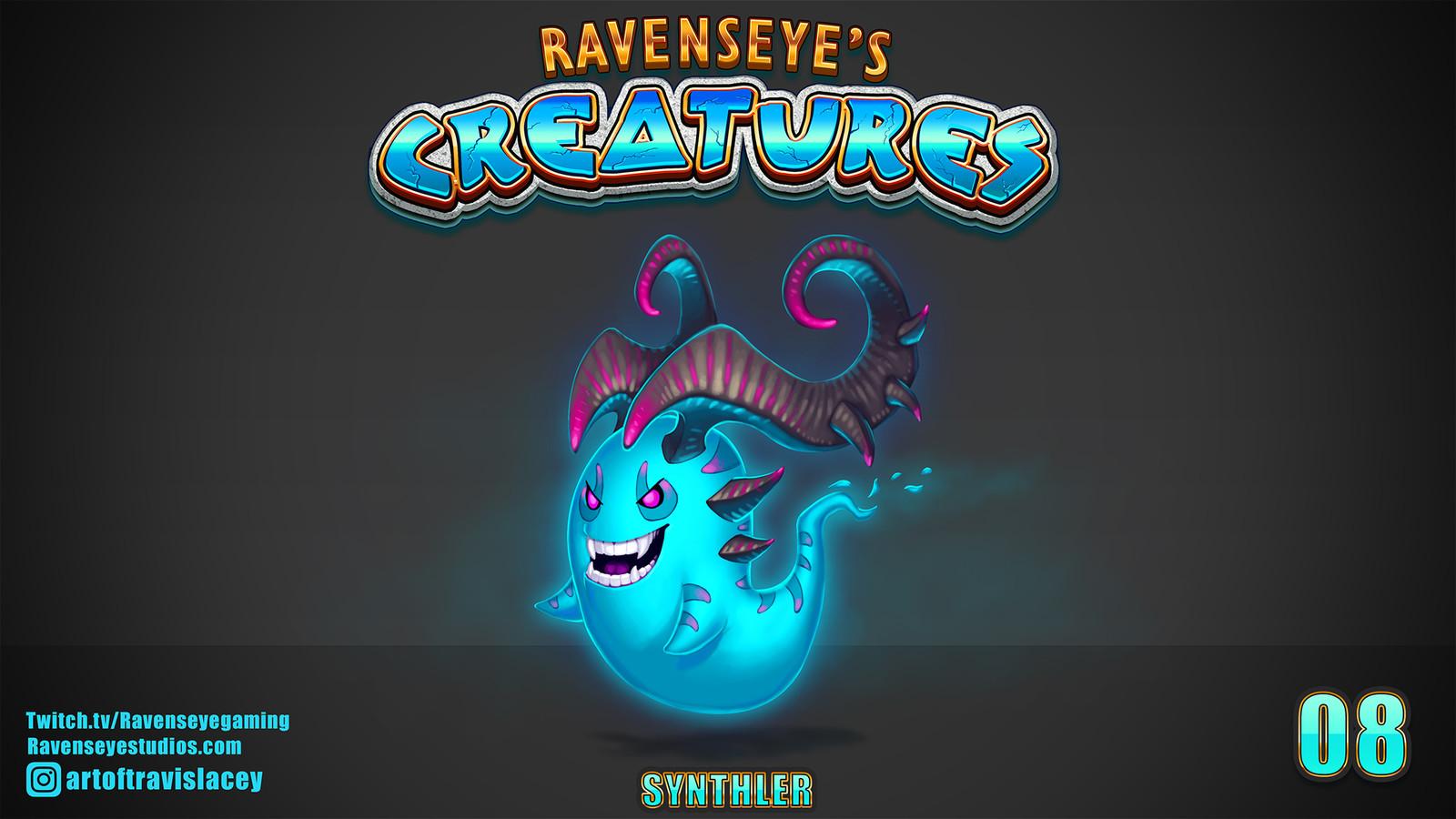 SYNTHLER - Creature 08