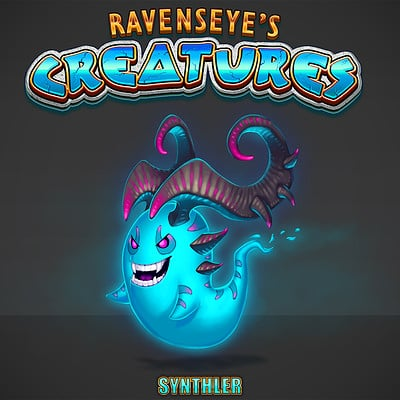 Travis lacey ravenseyes creatures 08 small