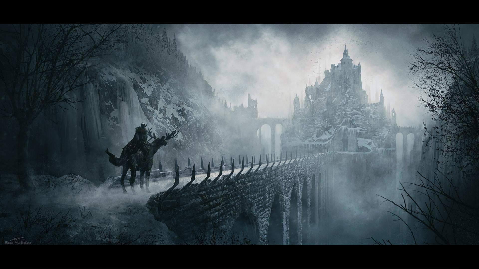 Einar martinsen viking icecastle em 01