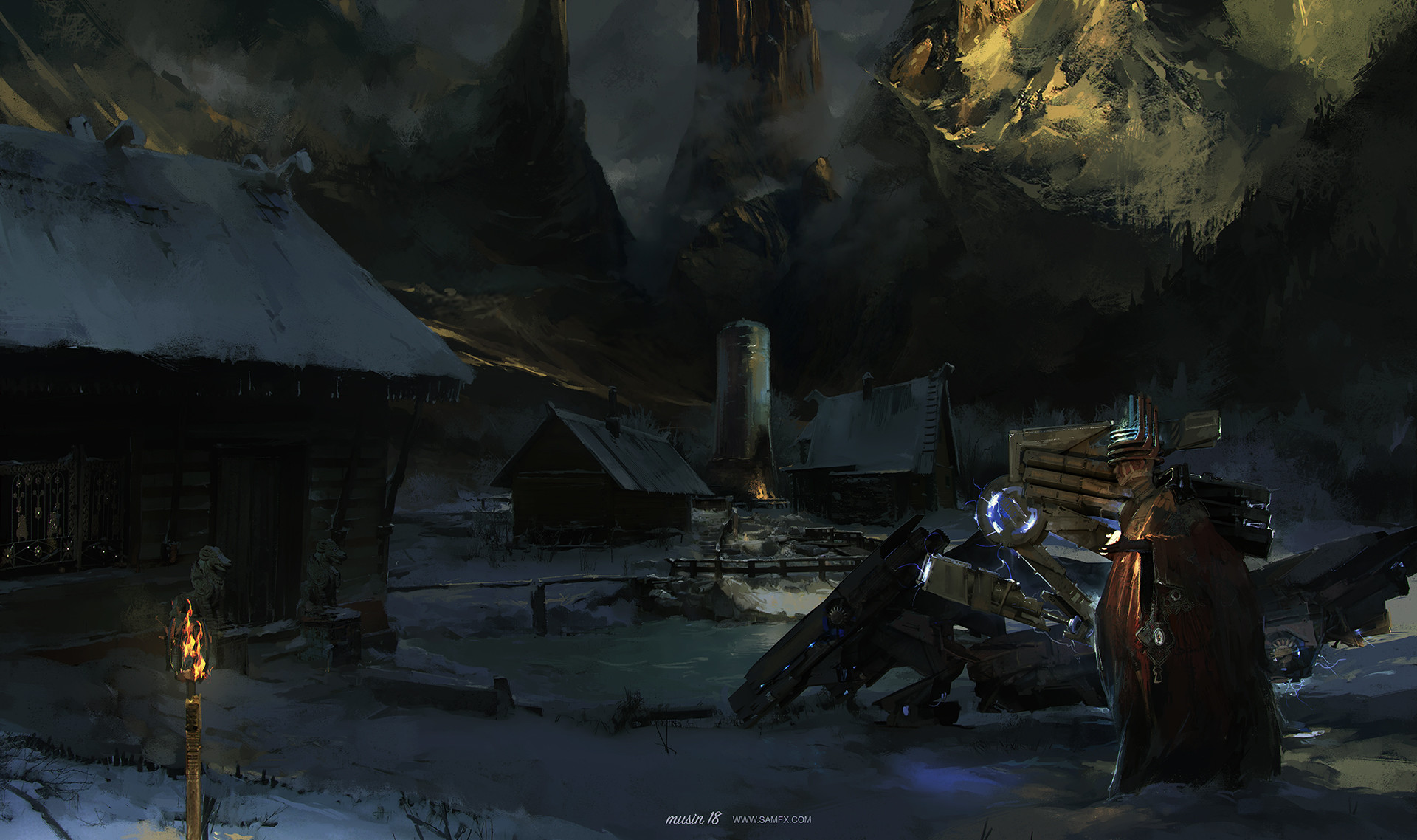 Sergey musin the messenger ver2