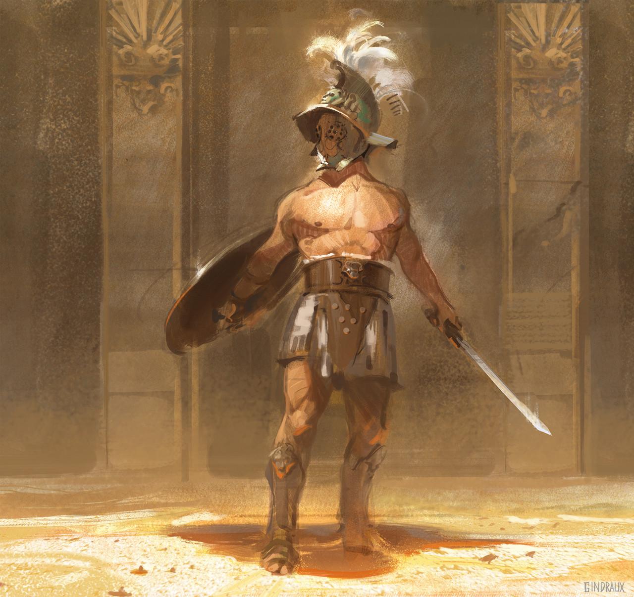 Nick gindraux gladiator1 artstation