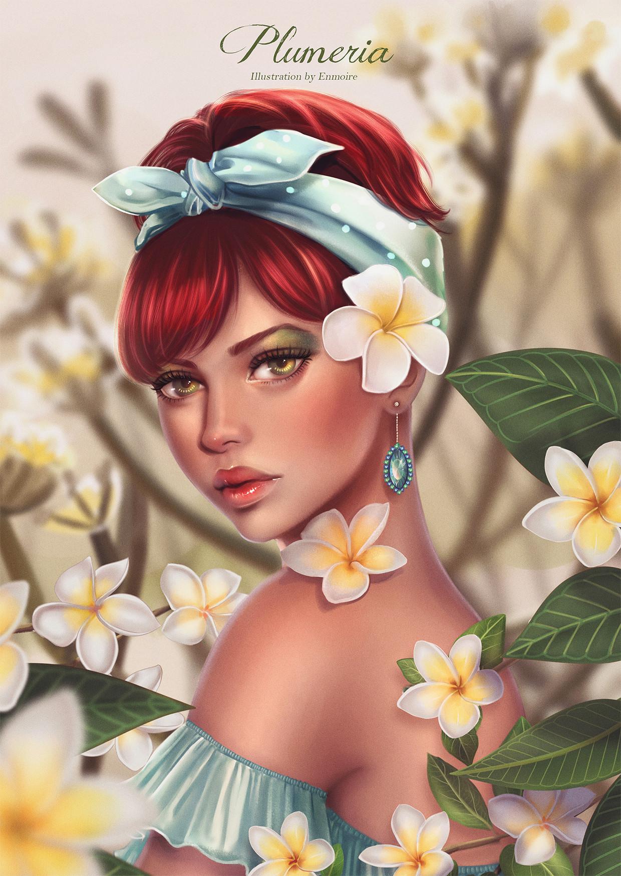 Nathania h plumeria