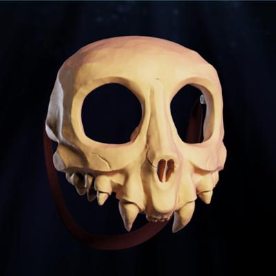 Shaddie iii 2 mask