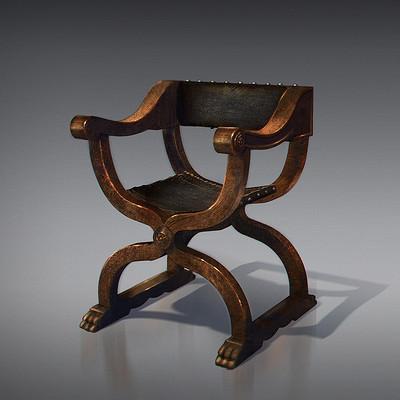 Giovanni silva chair