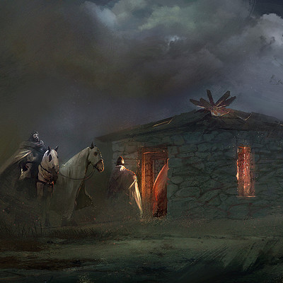 Giovanni silva shack