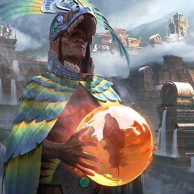 Joseph meehan shaman