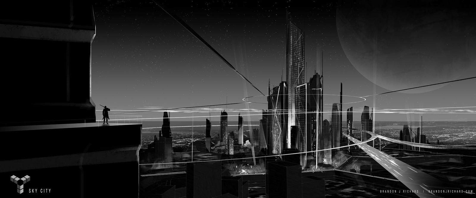 Sky City Concept 1