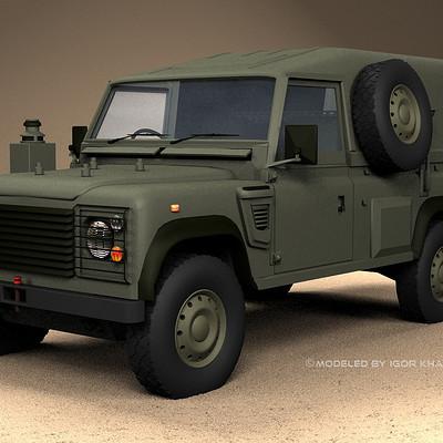 Igor khabibov jeep001