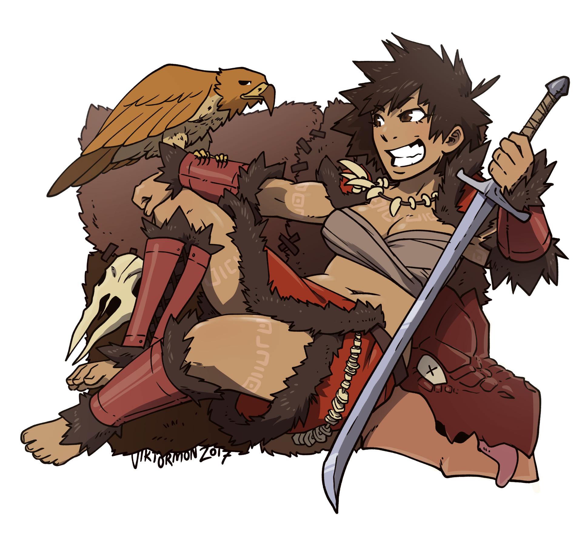 Viktor engholm barbarian001b