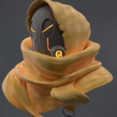 Chuks echezie okoro mask