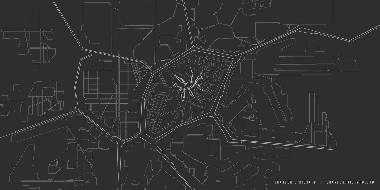 city diagram