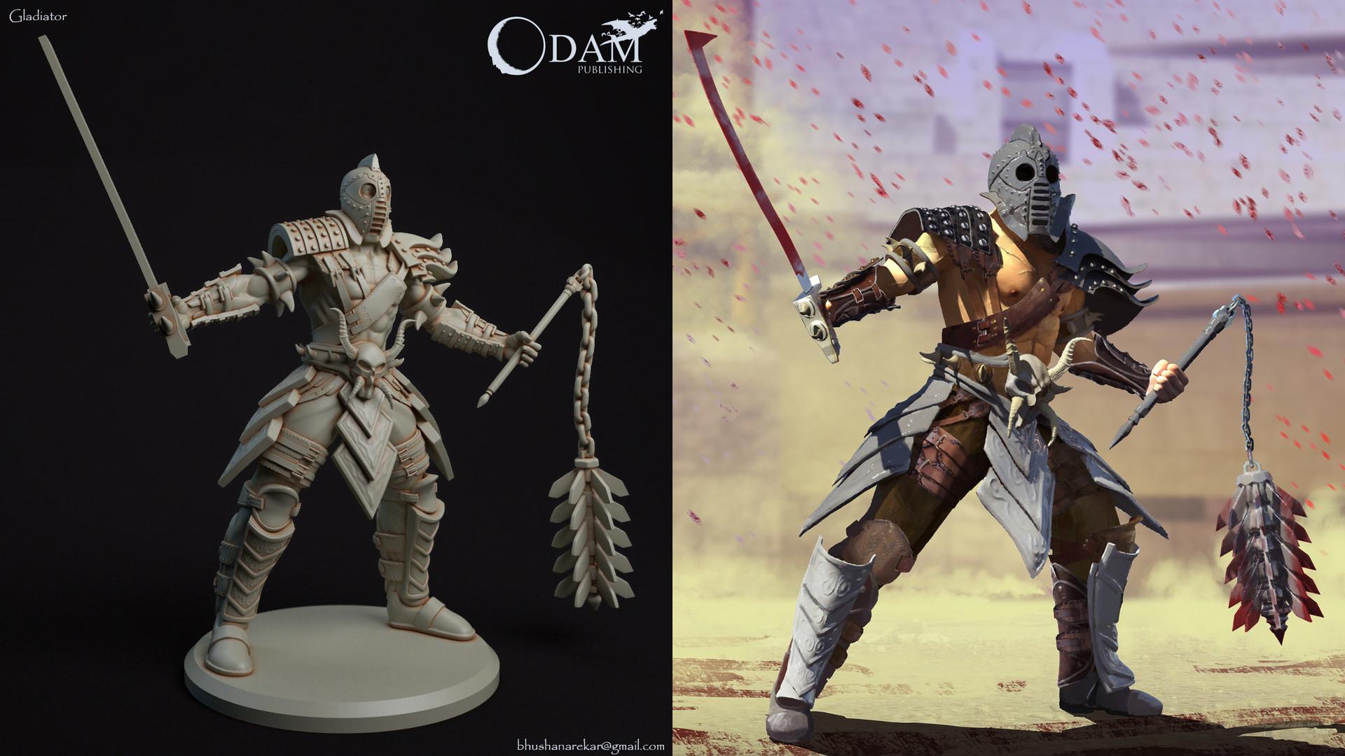Bhushan arekar 01 gladiator