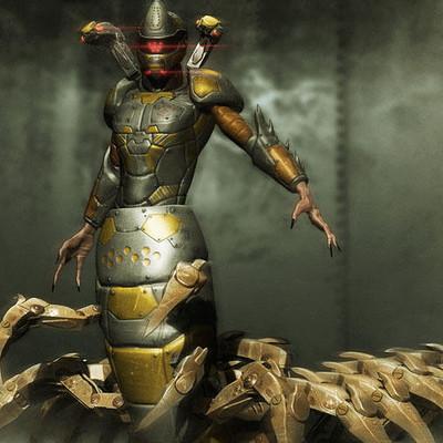 Scorpio Warrior