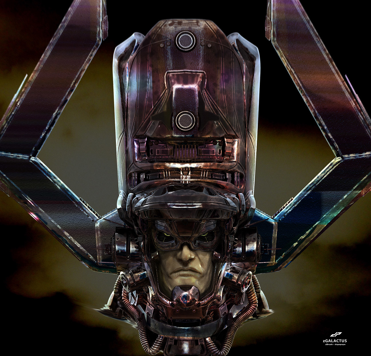 Dope pope galactus ks by dp