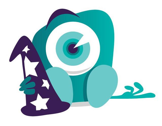Standard mascot