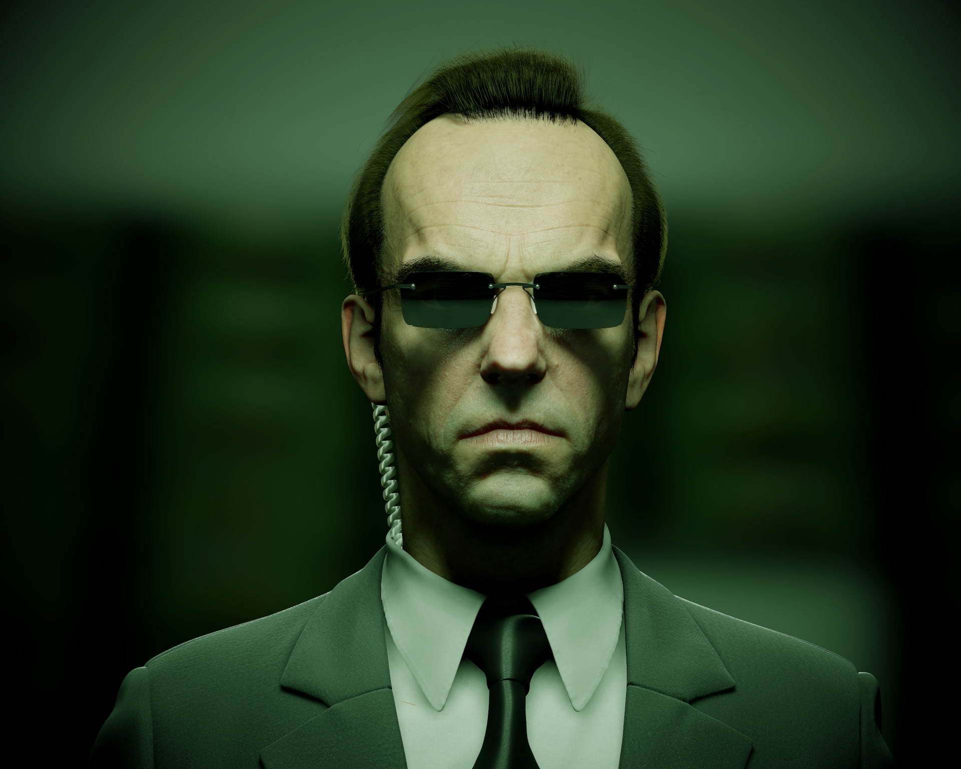 81925445d2d3 ArtStation - Agent Smith, Kamil Trocinski
