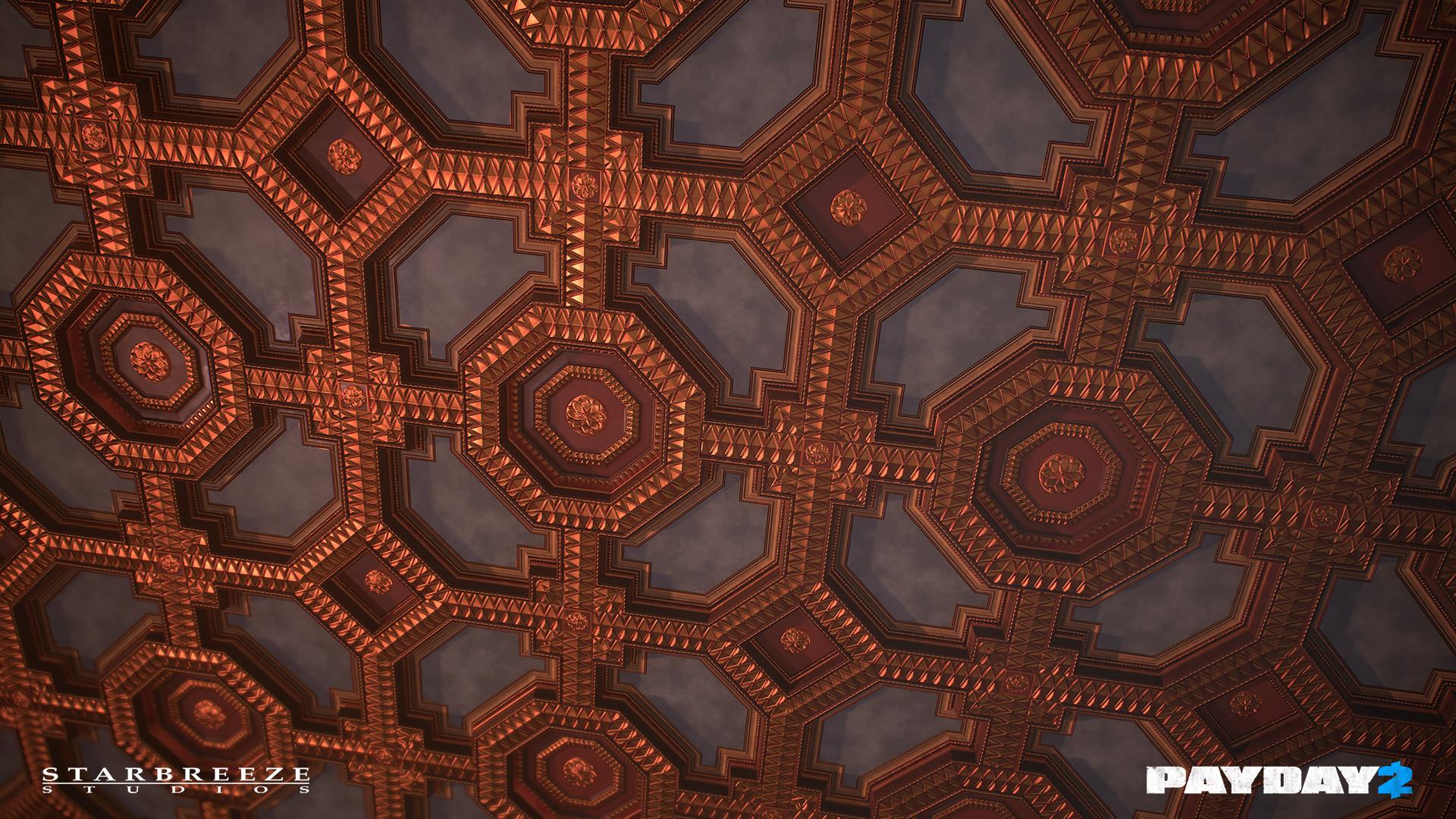 Lucas josefsson lucasjosefssonpayday2 ceiling 3