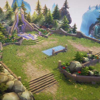 George hulm screenshot00178