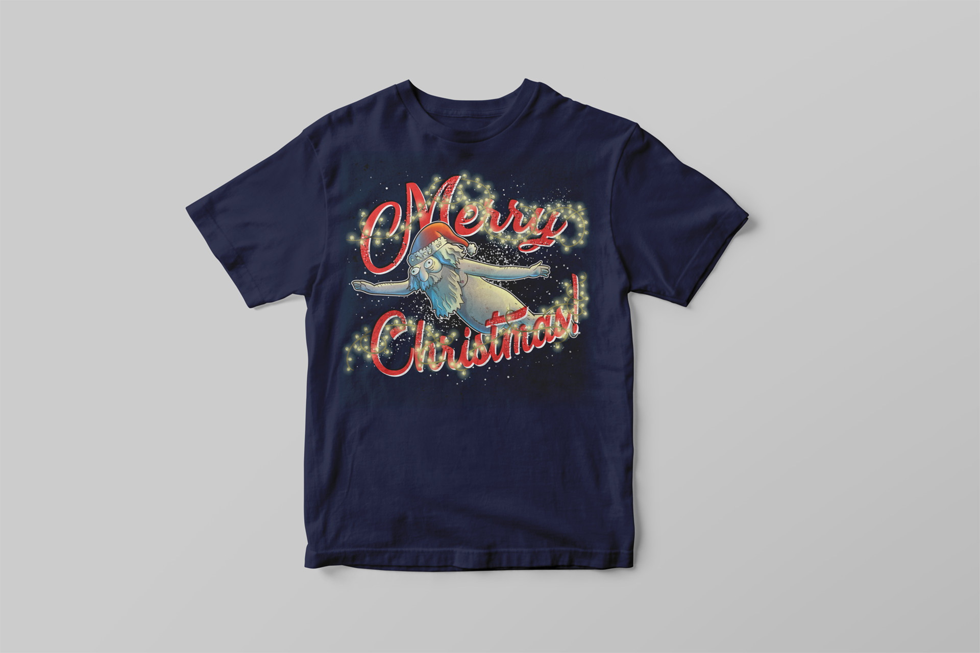 Felipe blanco merry christmas shirt