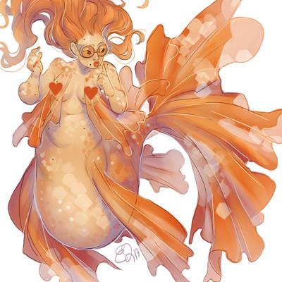 Ester zejn fbtw1goldfish