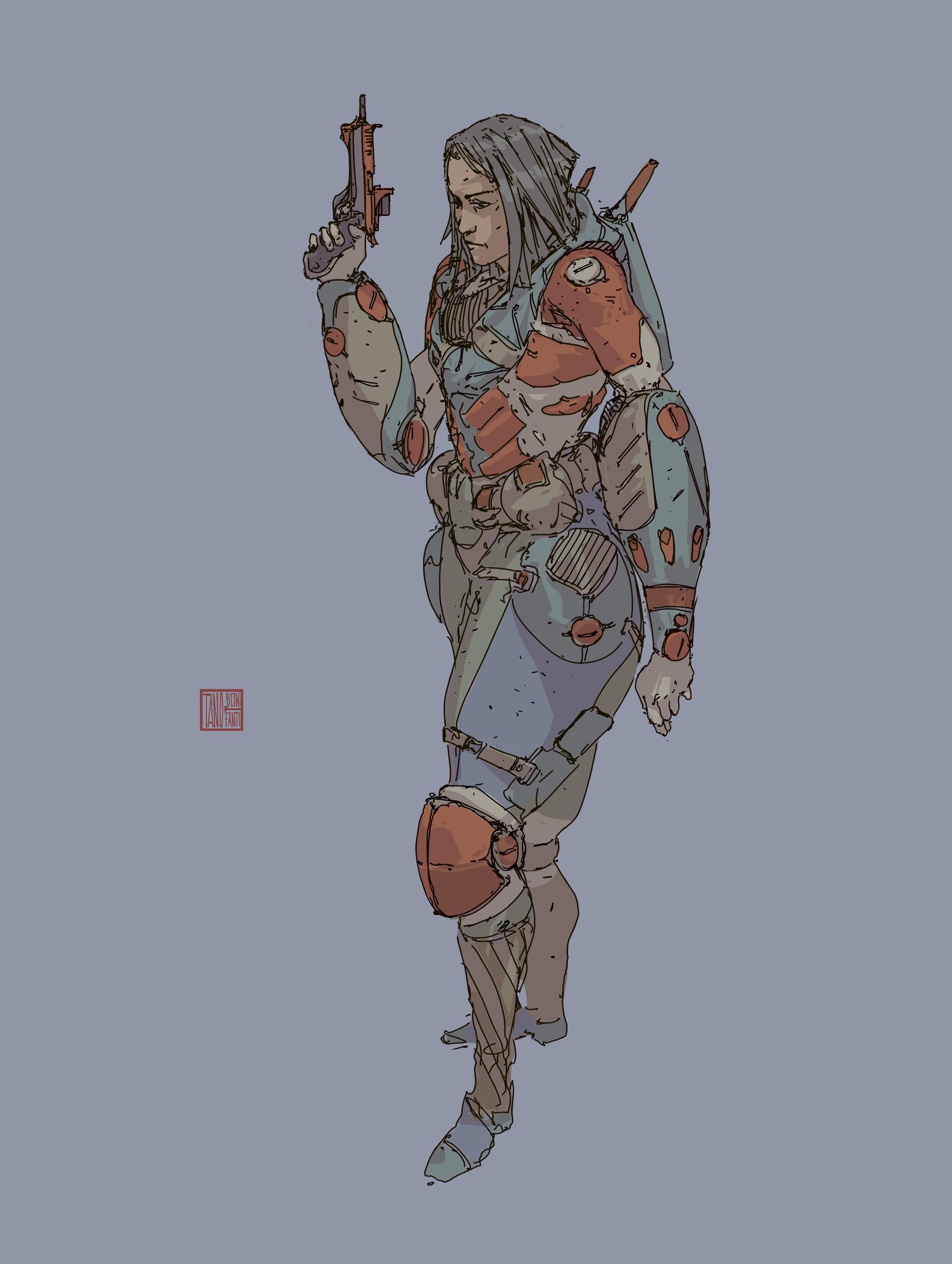 Tano bonfanti star warrior6 1