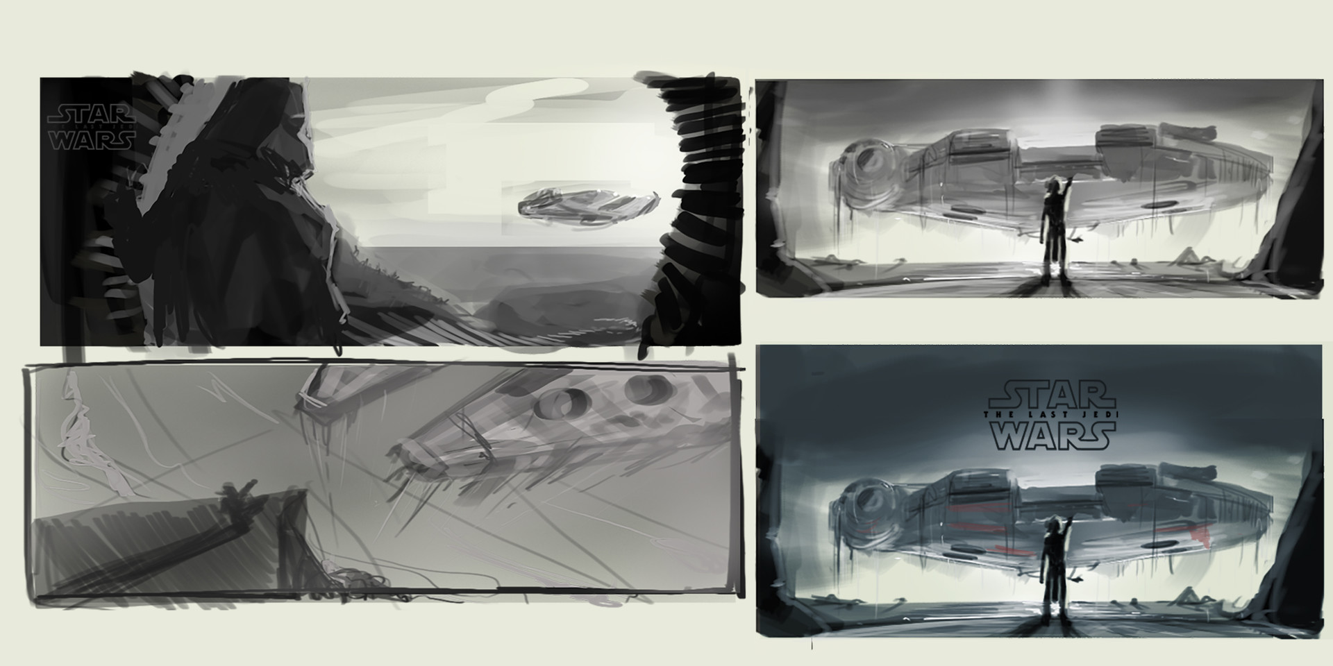 Studies - thumbnails 2