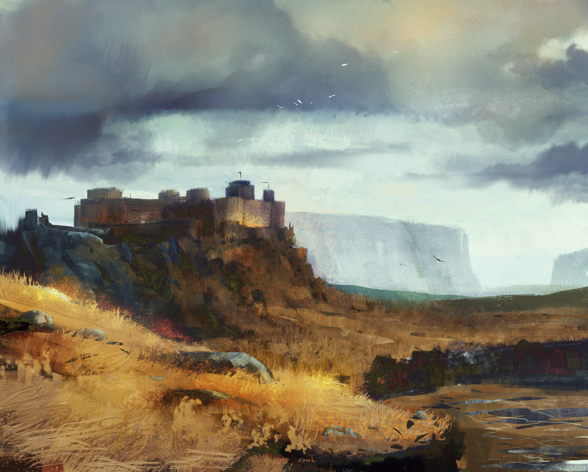 Ahmed rawi castle 11