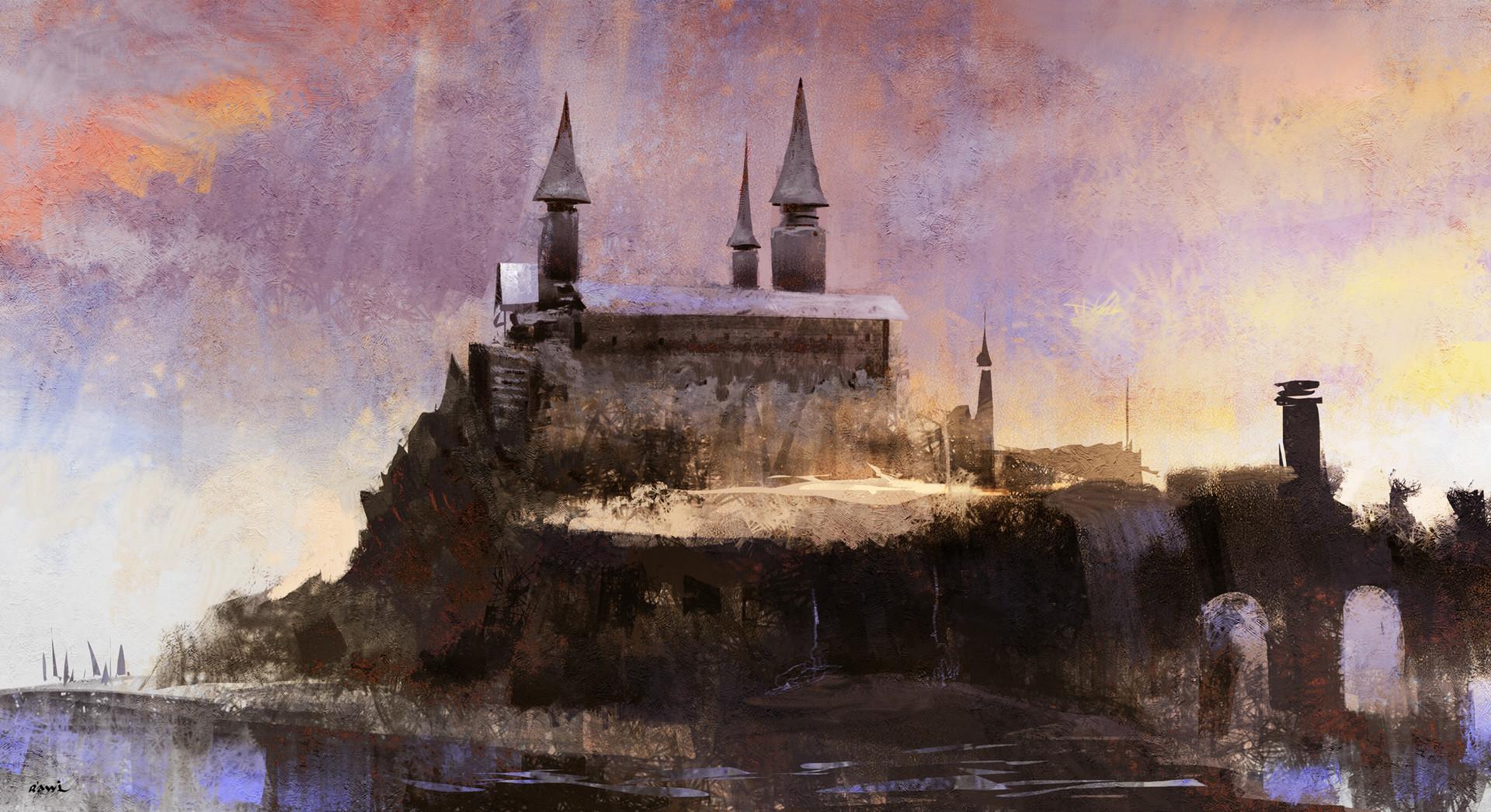 Ahmed rawi castle 7