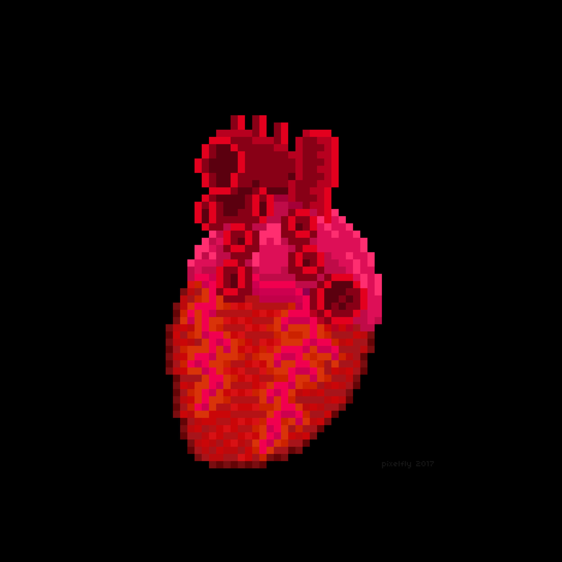 Michael perez heart 6500x6500