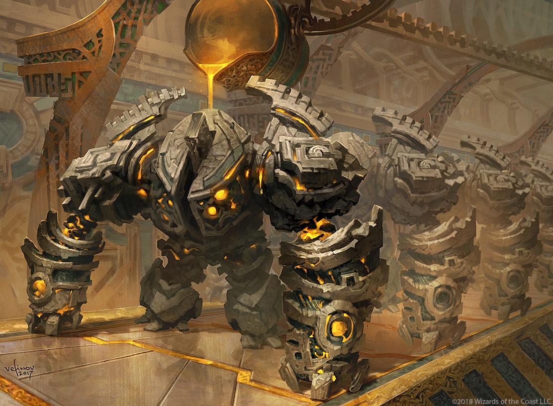 Svetlin velinov gold forge garrison