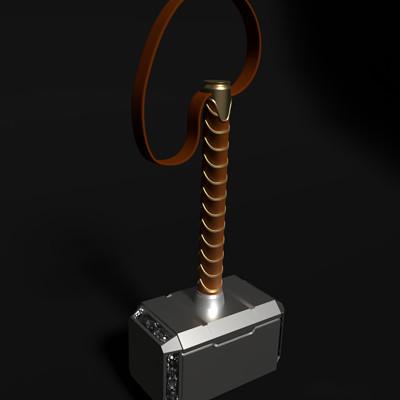 Auns baig thor hammer 4