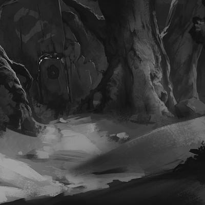 Forest Hide Doodle