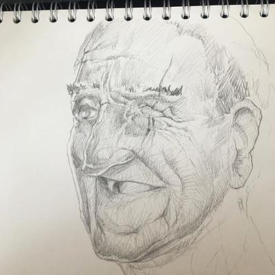Pencil Doodle