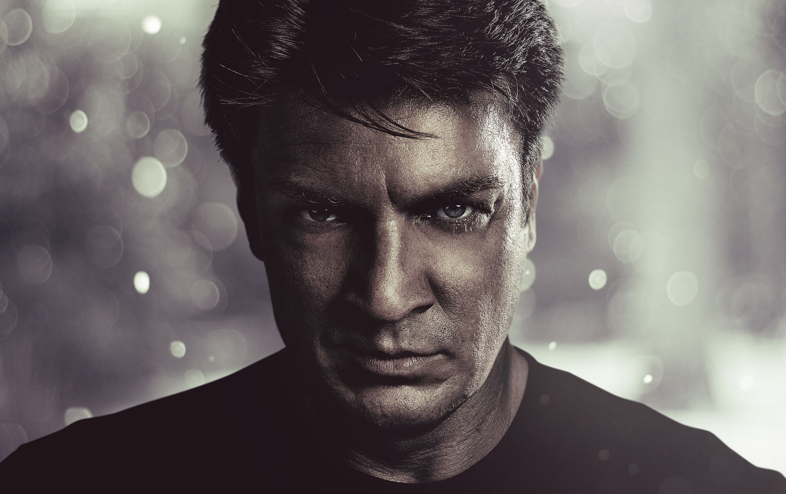 Nathan Fillion - Photography