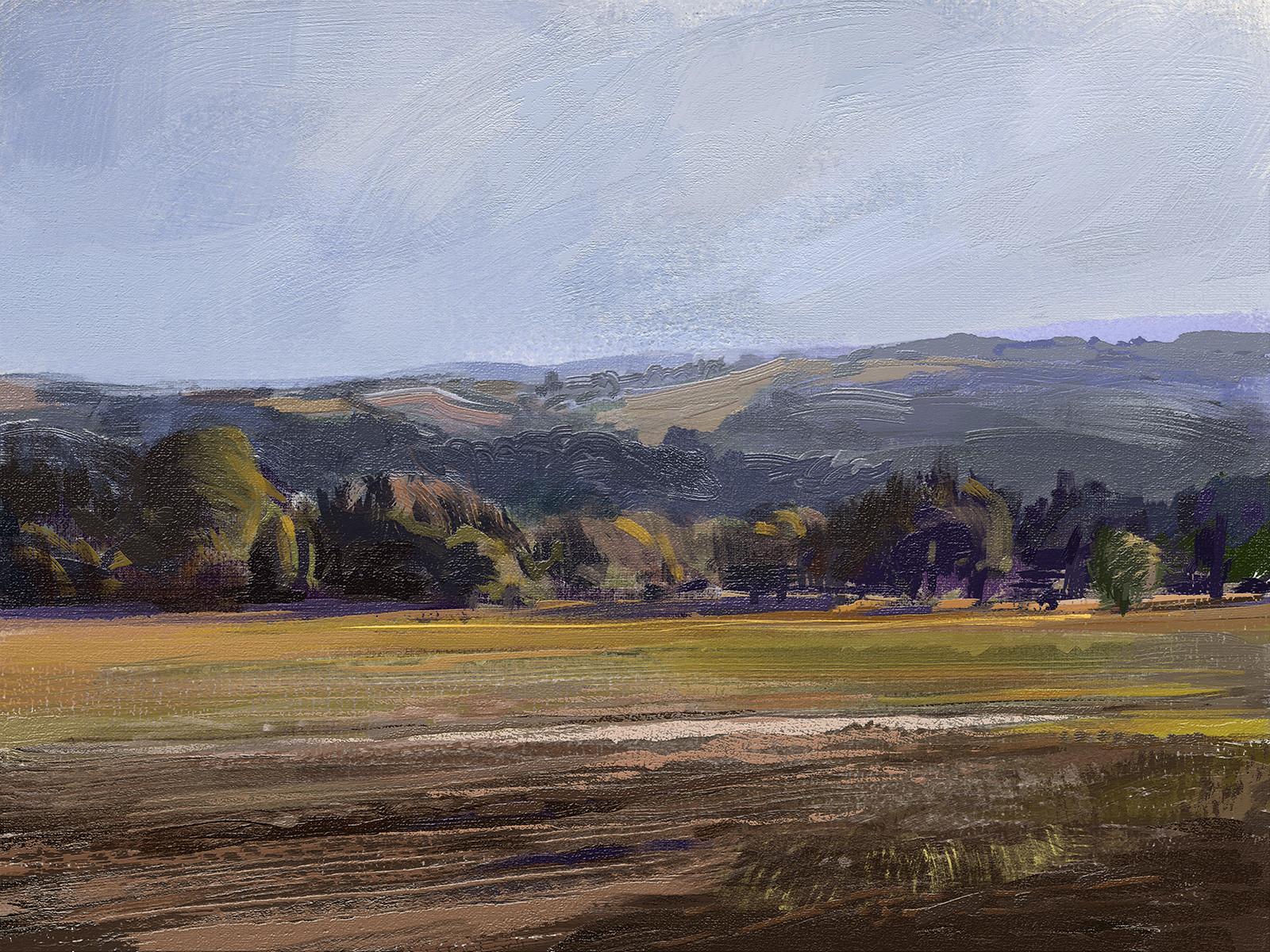 Tymoteusz chliszcz landscape by chliszcz