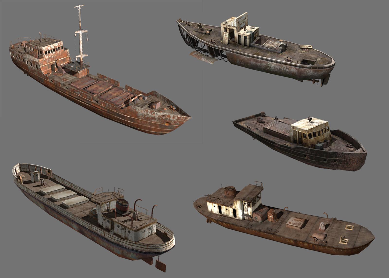 David sanhueza davidsanhueza eon vehicle shipwrecks