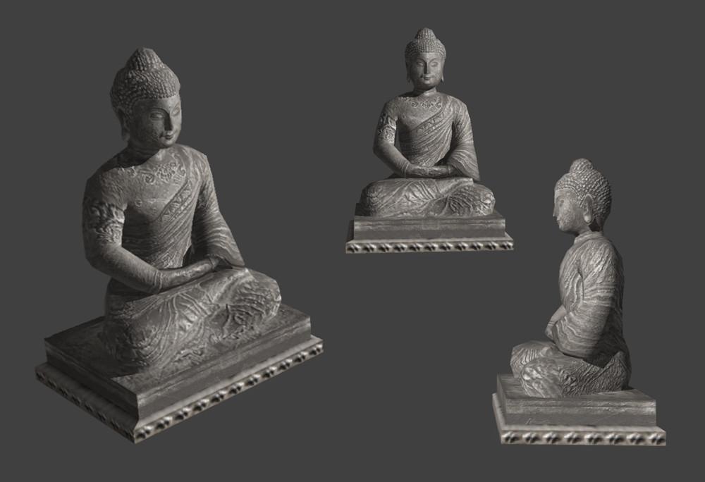 David sanhueza davidsanhueza eon asia buddha statue