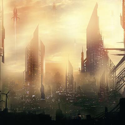 Aishwaary anant sci fi city