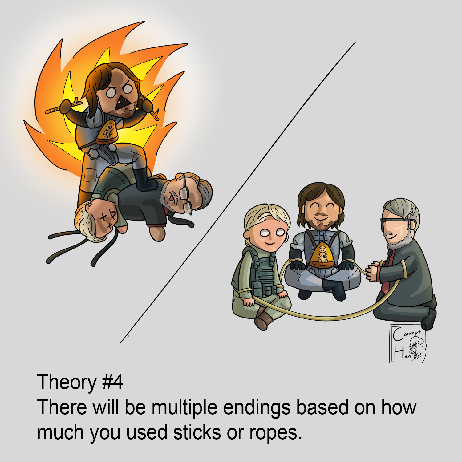 Death Stranding Illustrated Theories Cheniqua-carr-dstheory4small