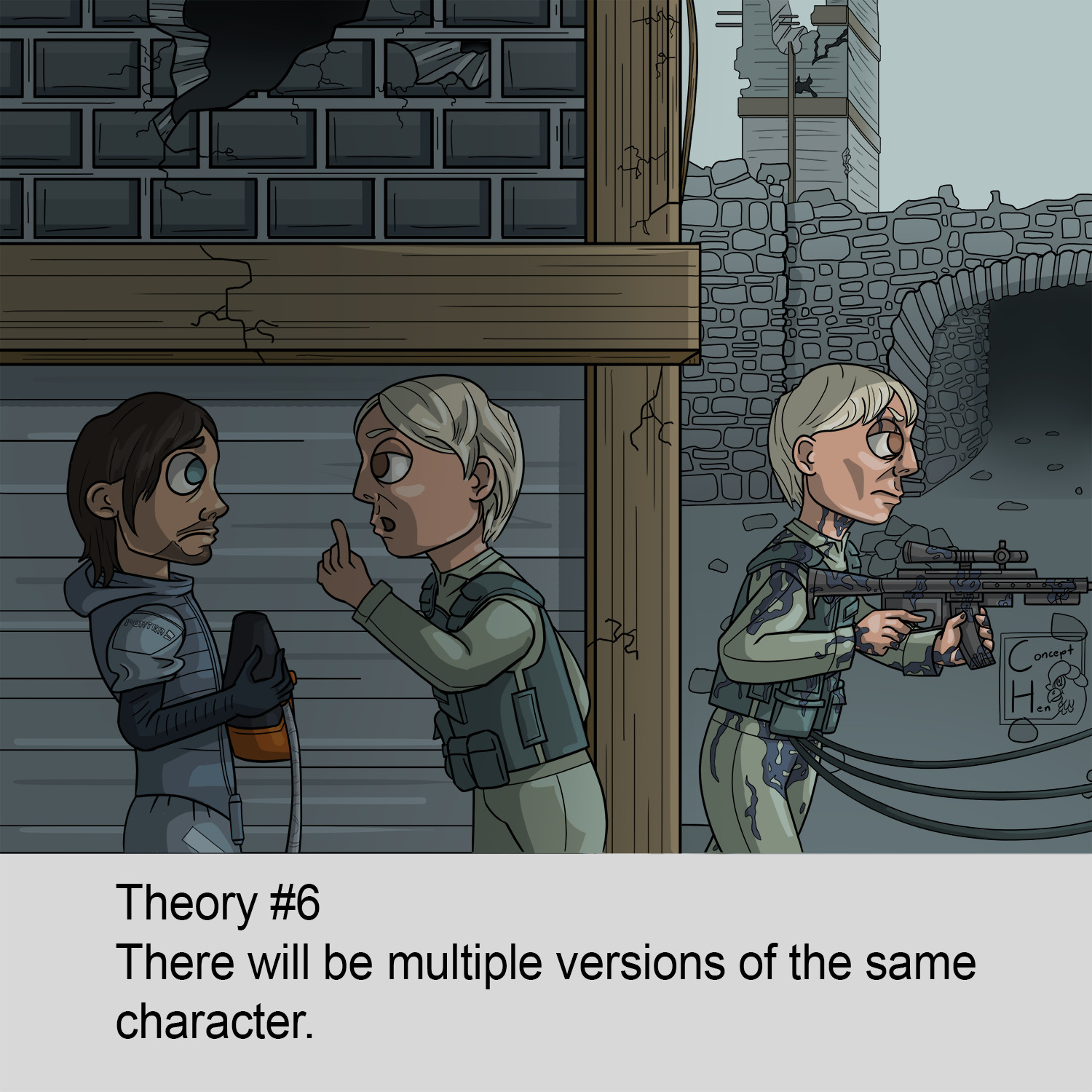 Death Stranding Illustrated Theories Cheniqua-carr-dstheory6small