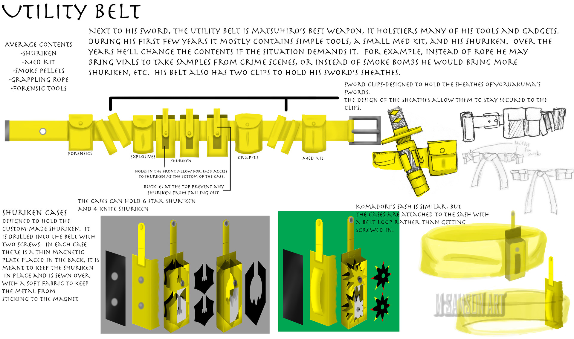 Manuel samson utilitybeltcomplete