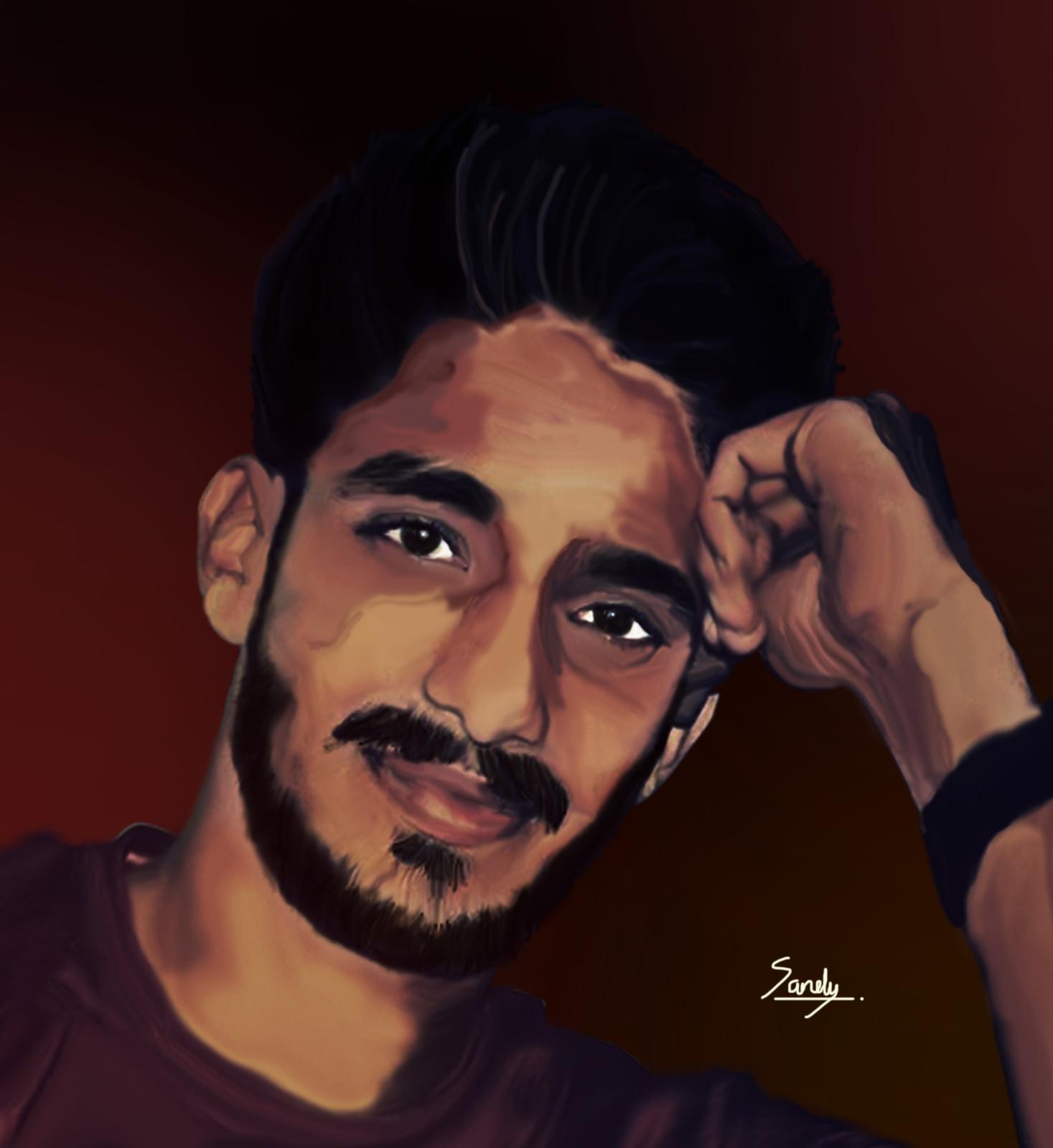 Sandeep-Portrait