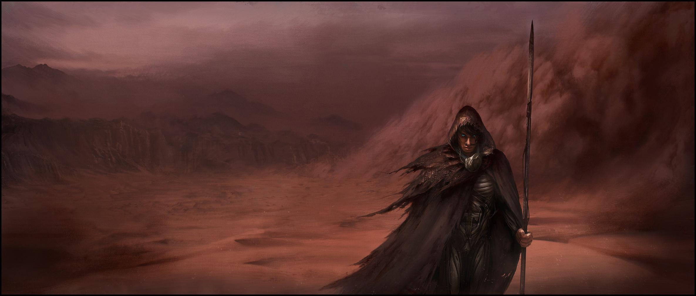 Cover for Frank Herbert's Dune © Centipede Press